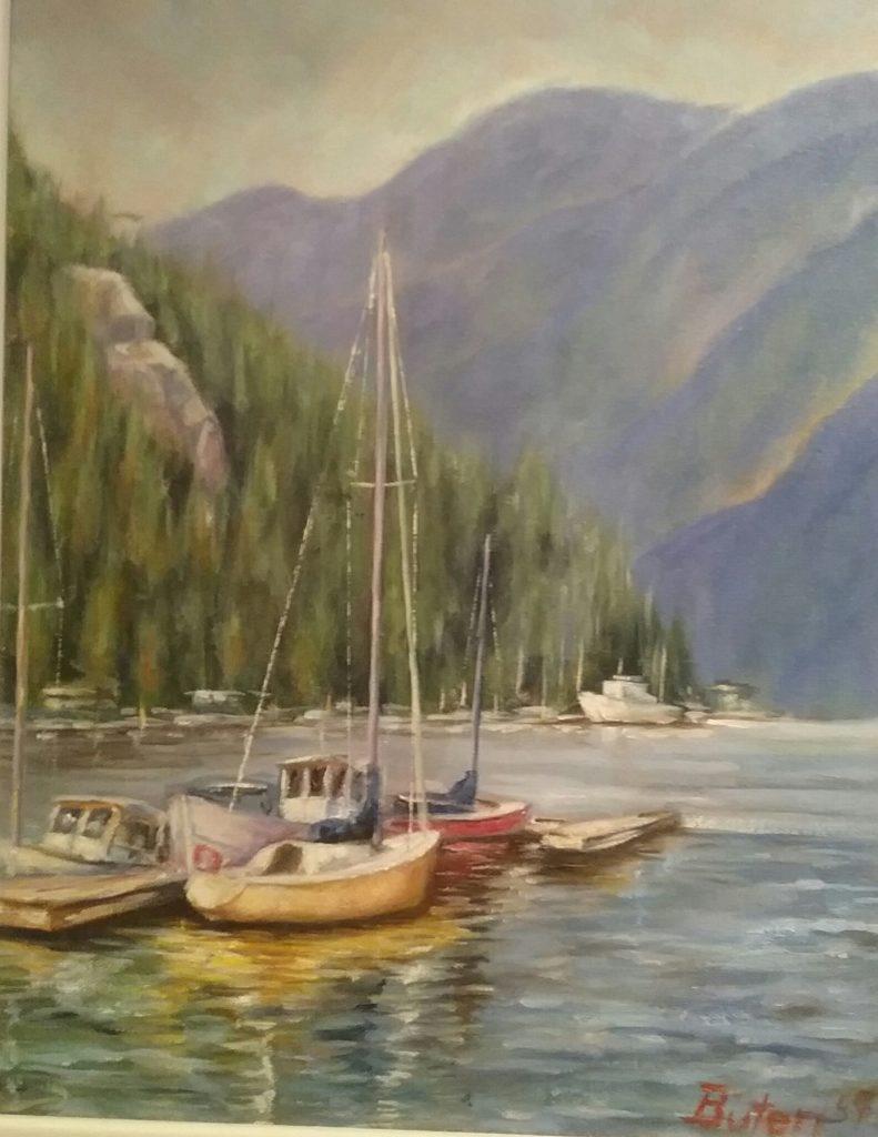 Deep Cove Boats